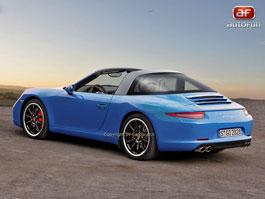 Spy Photos: Porsche Targa S: titulní fotka