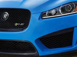 Spy Photos: Jaguar XFR-S by měl jezdit až 300 km/h: titulní fotka