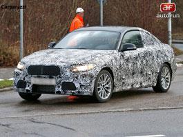 Spy Photos: BMW řady 2: titulní fotka
