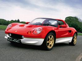 Pod Lupou: Lotus Elise S1 - Pro čistý požitek z jízdy: titulní fotka