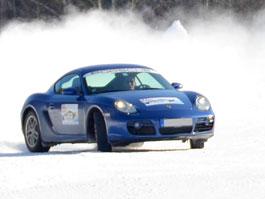 Pozvánka: EXELERO CARS SNOW DRIVING ADVENTURE je za dveřmi: titulní fotka