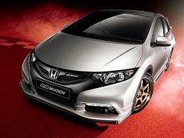 Honda Civic Mugen: bodykit pro evropský pětidveřák: titulní fotka