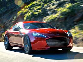 Aston Martin Rapide S: supersportovní sedan s 558 koňmi: titulní fotka