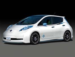 Nissan Leaf Nismo: výroba oficiálně potvrzena: titulní fotka