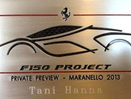 Ferrari F150 bude mít 950 koní, 1270 kg a vznikne jen 499 kousků: titulní fotka