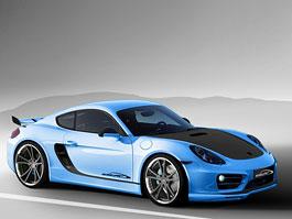 SpeedART SP81-CR: divný název pro Porsche Cayman: titulní fotka
