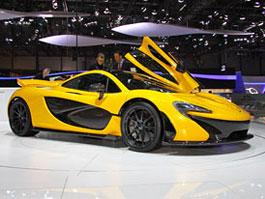 McLaren P1 je hybridní nástupce legendárního F1 s 916 koňmi: titulní fotka