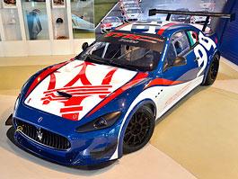 Maserati GranTurismo MC Trofeo: vylepšená verze pro rok 2013: titulní fotka