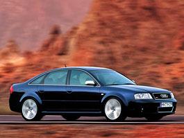 Pod lupou: Audi RS 6: titulní fotka