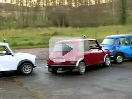 Rekordně těsné parkování do řady aut (Video): titulní fotka