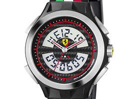 Scuderia Ferrari Orologi: hodinky pro závodní týmy z Maranella: titulní fotka