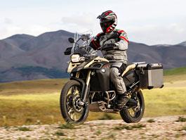 BMW představilo F 800 GS Adventure: titulní fotka