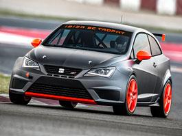 Seat Ibiza SC Trophy: Nově s výkonem 200 koní: titulní fotka