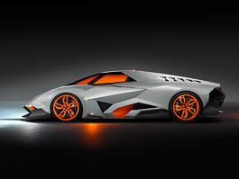Lamborghini Egoista: Extrémně rozzuřený býk pro jednoho: titulní fotka