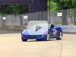 Video: Nová Corvette Stingray Indy Pace Car na trati: titulní fotka