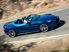 Nový Aston Martin Vanquish dostal plátěnou střechu a tradiční jméno Volante: titulní fotka
