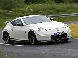 Za volantem: Nissan 370Z Nismo: titulní fotka