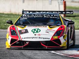 Lamborghini Super Trofeo: Černý měsíc motorsportu: titulní fotka