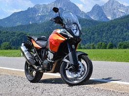 Test: KTM 1190 Adventure - tři motorky v jedné: titulní fotka