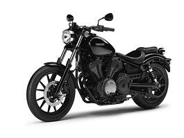 Nová Yamaha XV950 ve dvou verzích: titulní fotka