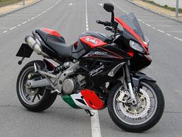 Moto-tuning: Aprilia Sonno GTR: titulní fotka
