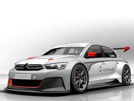 Citroën C-Elysée WTCC odhalen včetně technických dat: titulní fotka