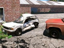 BeamNG DRIVE: Simulace rozbíjení vozů pro potěšení: titulní fotka