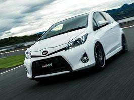 Toyota Vitz GRMN Turbo aneb ostrý Yaris pro Japonsko: titulní fotka