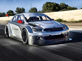 Sébastien Loeb se prohání v Citroënu C-Elysée WTCC: titulní fotka