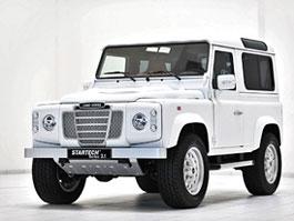 Startech Land Rover Defender: Tuning do lesa: titulní fotka