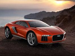 Audi nanuk quattro concept: Terénní skorolambo má V10 TDI: titulní fotka