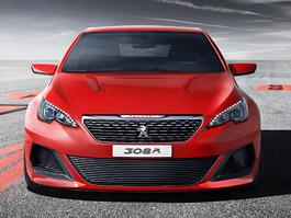 Peugeot 308 R: Sériová výroba není nereálná!: titulní fotka