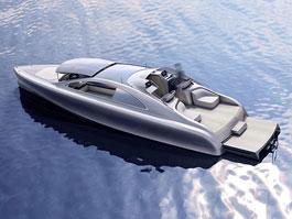 Mercedes ARROW460: luxusní jachta s designem od trojcípé hvězdy: titulní fotka