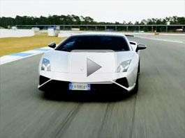 Video: Lamborghini Gallardo LP570-4 Squadra Corse řádí a řve na okruhu: titulní fotka