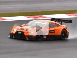 Video: Lexus RC F Super GT500 na okruhu: titulní fotka