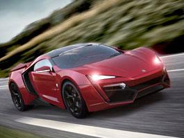 W Motors Lykan Hypersport: Sporťák z Libanonu si myslí na Veyron: titulní fotka