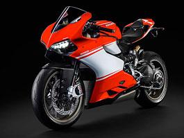 Ducati 1199 Panigale Superleggera: titulní fotka
