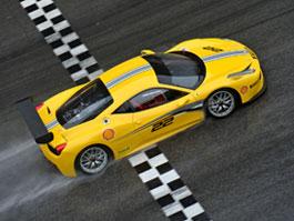 Ferrari 458 Challenge Evoluzione: Závodník v ještě lepší formě: titulní fotka