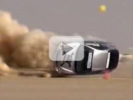 Video: Honda Insight a hrozivá nehoda v rychlostním závodě: titulní fotka