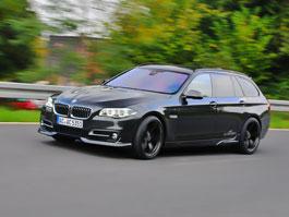 AC Schnitzer BMW 5 Touring LCI: Tuning z Essenu: titulní fotka
