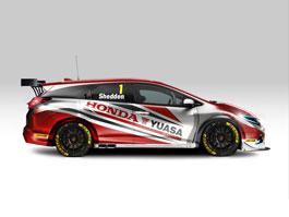 Honda nasadí v závodním šampionátu BTCC kombík Civic Tourer: titulní fotka