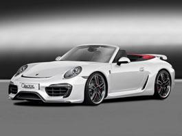 Porsche 911 Cabrio: Agresivní bodykit od Caractere Exclusive: titulní fotka