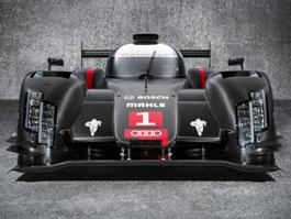 Audi R18 e-tron quattro už testuje na příští sezonu: titulní fotka