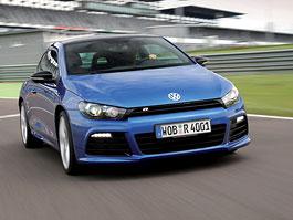 Volkswagen Scirocco R: Aktuální model skončil, nový bude na jaře: titulní fotka