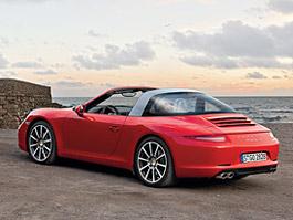 Porsche 911 Targa je zpět!: titulní fotka