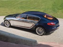 Bugatti: Čtyřdveřová verze ani silnější Veyron nebudou: titulní fotka