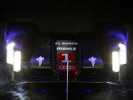 Audi nasadí laserová světla v Le Mans: titulní fotka