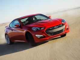 Hyundai Genesis Coupe 2014: Zase o kousek lepší: titulní fotka