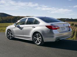 Subaru Legacy a oturbený šestiválec? Hmmm!: titulní fotka