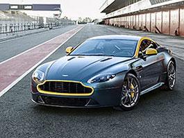 Aston Martin: Do Ženevy 2014 se třemi novinkami: titulní fotka